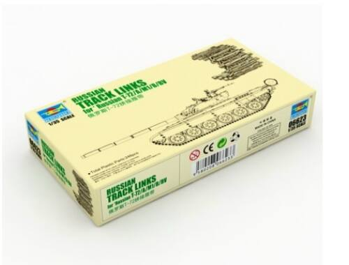 Trumpeter Russian T-72A/M1/B/BV Track Link 1:35 (6623)