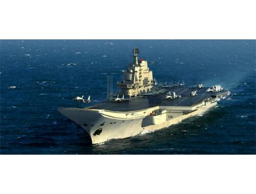 Trumpeter PLA Navy Aircraft Carrier 1:700 (6703)