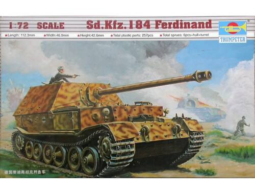 Trumpeter-07205 box image front 1