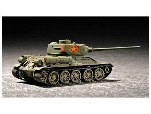 Trumpeter Soviet T-34/85 Model 1944 1:72 (7207)