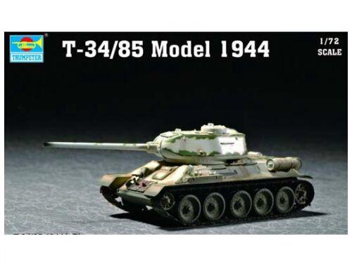 Trumpeter Soviet T-34/85 Model 1944 1:72 (07209)