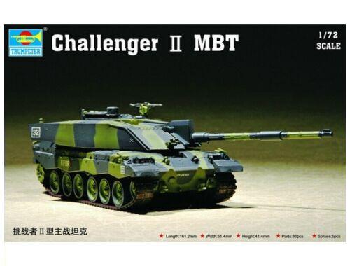 Trumpeter Challenger II MBT 1:72 (07214)
