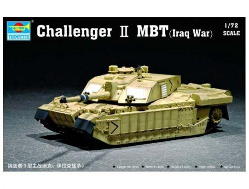 Trumpeter Challenger II MBT (Iraq War) 1:72 (07215)