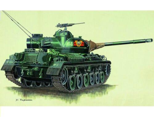 Trumpeter Japanischer Panzer Typ 61 1:72 (07217)