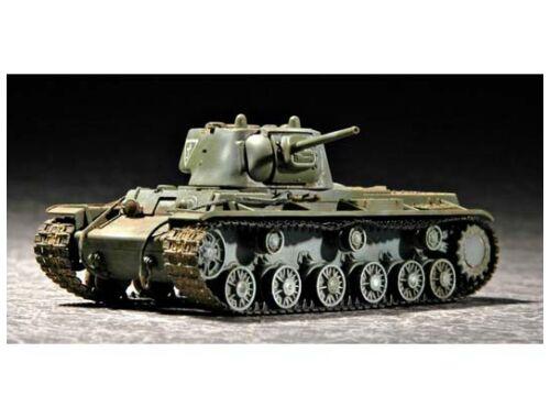 Trumpeter Russian KV-1 M1942 Lightweight Cast Tank 1:72 (07233)