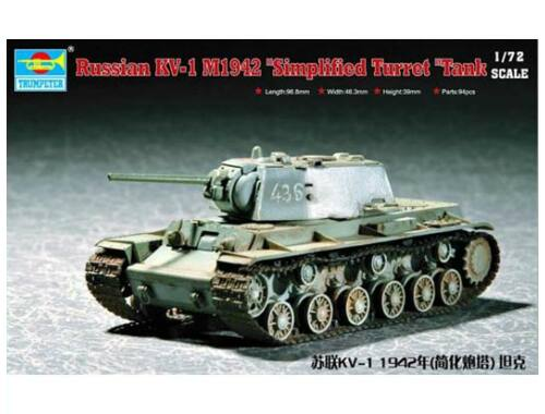 Trumpeter-07234 box image front 1