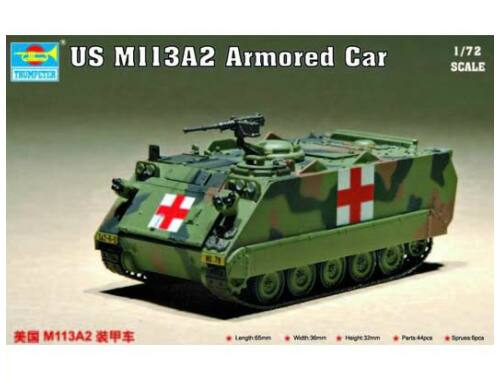 Trumpeter US M113A2 Armored Car 1:72 (7239)