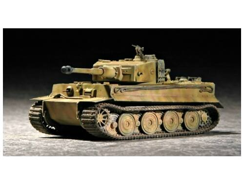 Trumpeter Tiger 1 Tank (Late) 1:72 (7244)
