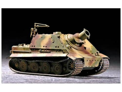 Trumpeter Sturmtiger Assault Mortar (Late Type) 1:72 (7247)