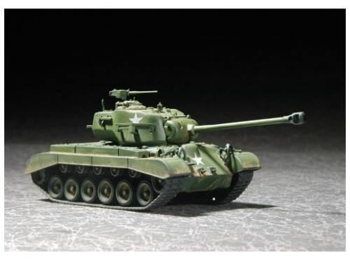 Trumpeter US M26 (T26E3) Pershing 1:72 (7264)
