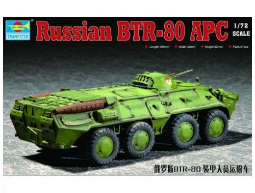 Trumpeter RussianBTR-80 APC 1:72 (07267)