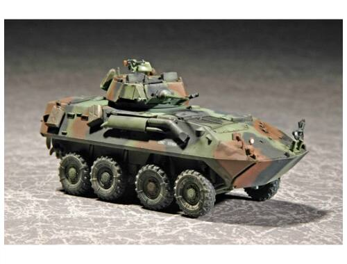 Trumpeter USMC LAV-25 (8X8) Light Armored Vehicle 1:72 (07268)
