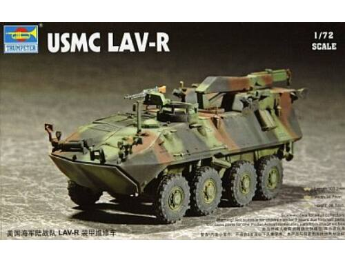 Trumpeter USMC Light Armored Vehicle-Recovery 1:72 (07269)