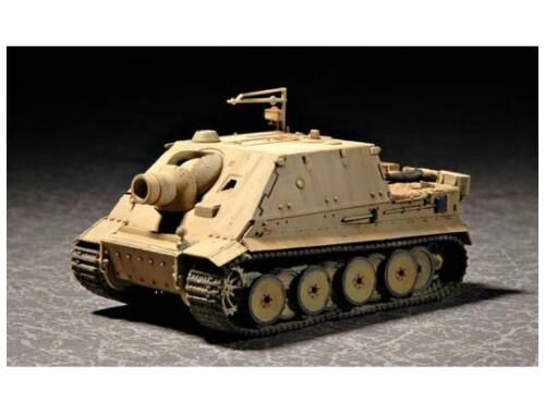 Trumpeter Sturmtiger Assault Mortar Early Typ 1:72 (7274)