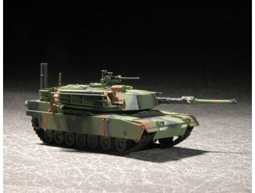 Trumpeter M1A1 Abrams MBT 1:72 (07276)
