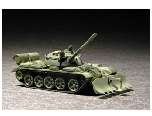 Trumpeter T-55 with BTU-55 1:72 (07284)