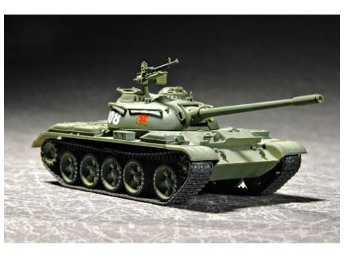 Trumpeter Chinese Type 59  Main Battle Tank 1:72 (07285)
