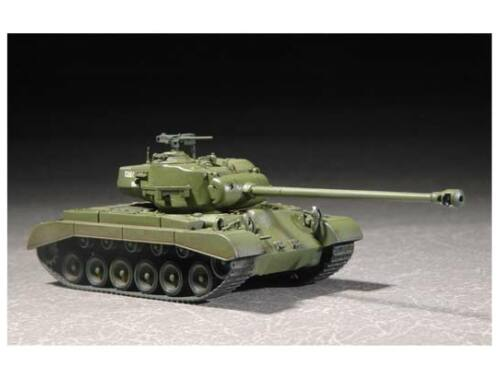Trumpeter US T26E4 Heavy Tank 1:72 (7287)