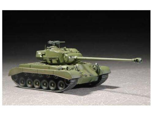 Trumpeter US T26E4 Heavy Tank 1:72 (7287)