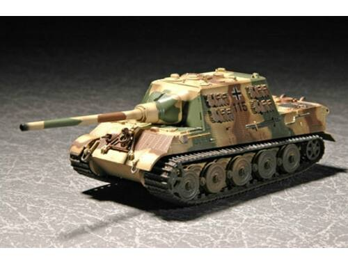 Trumpeter German Sd.Kfz 186 Jagdtiger wZimmerit 1:72 (07293)