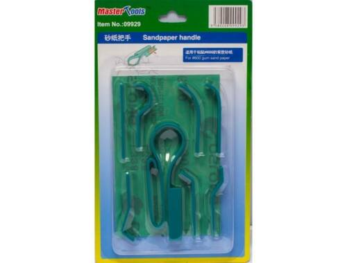 Trumpeter Master Tools Sandpaper handle (09929)