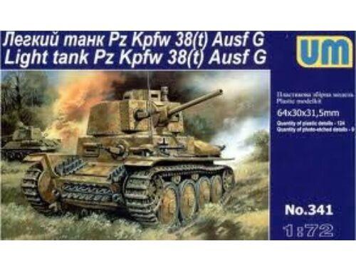 Unimodel PzKpfw 38(t)-G 1:72 (341)