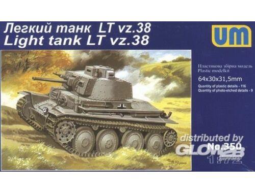 Unimodel LTvz38 ''Praga'' 1:72 (350)