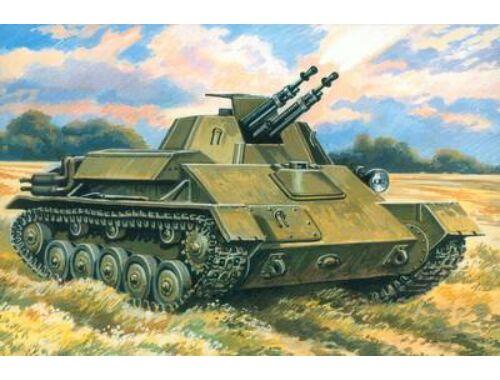 Unimodel Anti-aircraft tank T-90 1:72 (394)