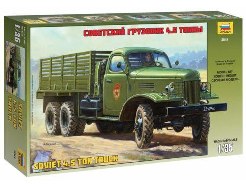 Zvezda ZIS-151 Soviet Truck 6x6 1:35 (3541)