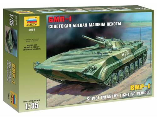 Zvezda BMP-1 Russian Fighting Wehicle 1:35 (3553)
