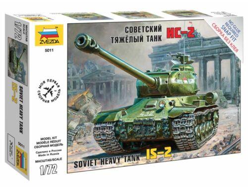 Zvezda IS-2 Stalin 1:72 (5011)