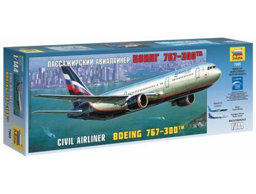 Zvezda Boeing 767-300 1:144 (7005)
