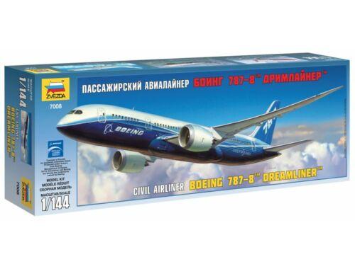 Zvezda Boeing 787 Dreamliner 1:144 (7008)