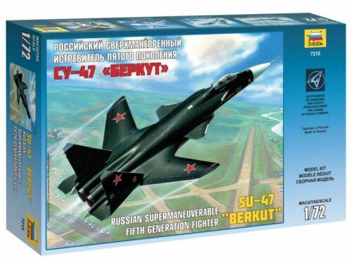 Zvezda Sukhoi S-47 Berkut 1:72 (7215)