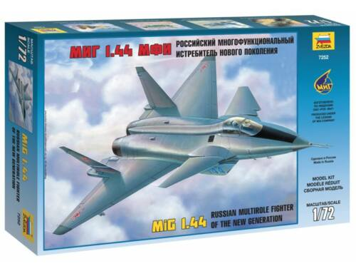 Zvezda Mig 1.44 Russian Multirole Fighter 1:72 1:72 (7252)
