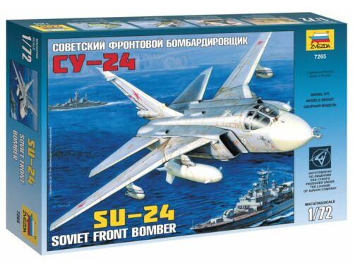 Zvezda Su-24 Fencer 1:72 (7265)
