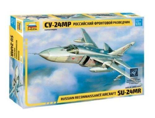 Zvezda Sukhoi Su-24MR `Fencer-D` 1:72 (7268)