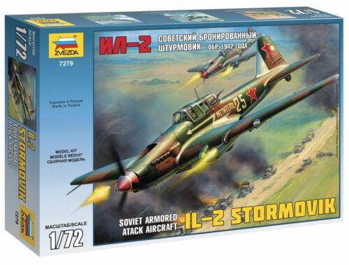 Zvezda IL-2 Stormovik 1:72 (7279)