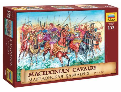 Zvezda Macedonian Cavalry (i.e IV-II. sz.) 1:72 (8007)