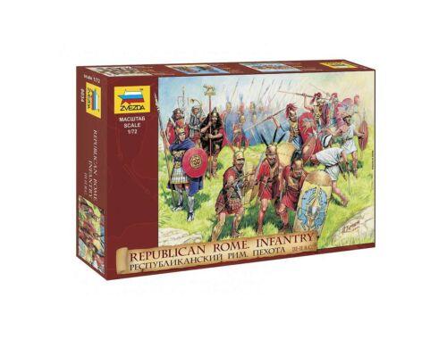 Zvezda Roman Republican Infantry 1:72 (8034)