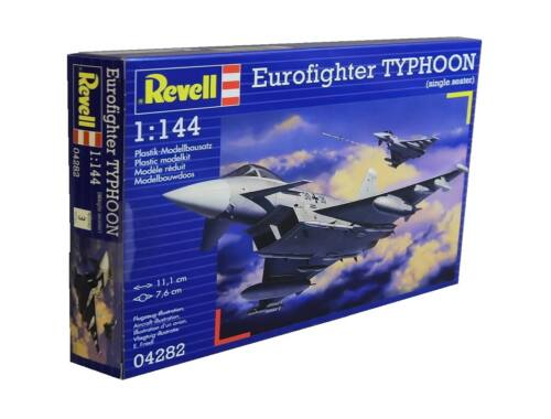 Revell Eurofighter Typhoon (Single Seater) 1:144 (4282)