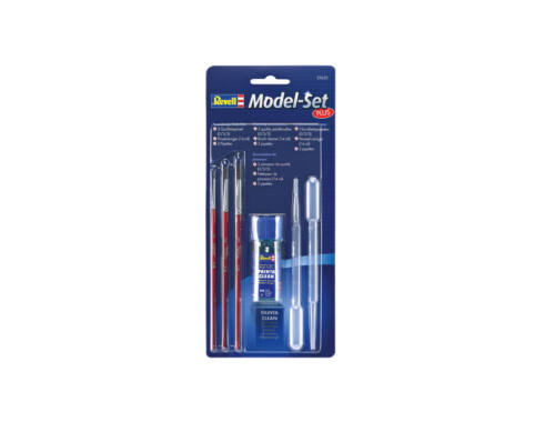 Revell Model Paint Set Plus festő kellékek /6db/ (29620)