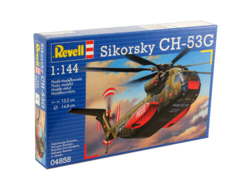 Revell Sikorsky CH-53G 1:144 (4858)