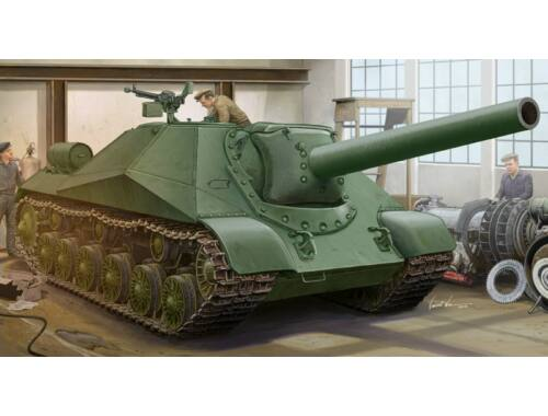 Trumpeter Soviet projekt 704 SPH 1:35 (05575)