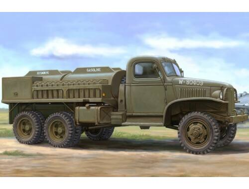 Hobby Boss US GMC CCKW 750 gallon Tanker Version 1:35 (83830)