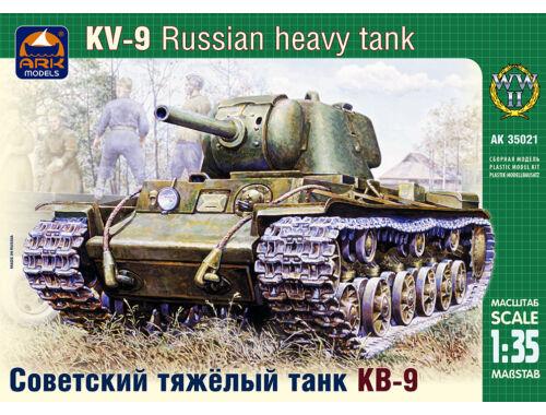 ARK Model Russian heavy tank KV-09 1:35 (35021)