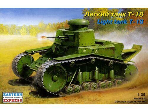 Eastern Express Russian light infantry tank T-18 1:35 (35003)