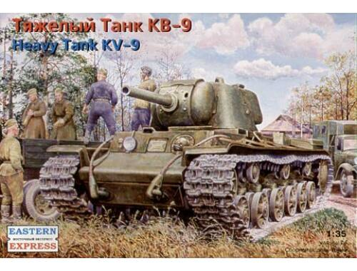 Eastern Express KV-9 Russian heavy tank 1:35 (35088)