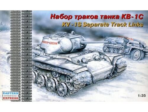 Eastern Express Track set for KV-1S tank 1:35 (35106)