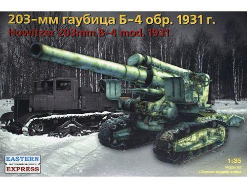 Eastern Express Russ 203mm heavy howitzer M1931 B-4 1:35 (35156)